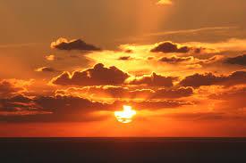 Patetico tramonto
