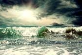 14870954-bella-vista-di-paesaggio-marino