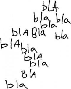 demagogia bla-bla-bla