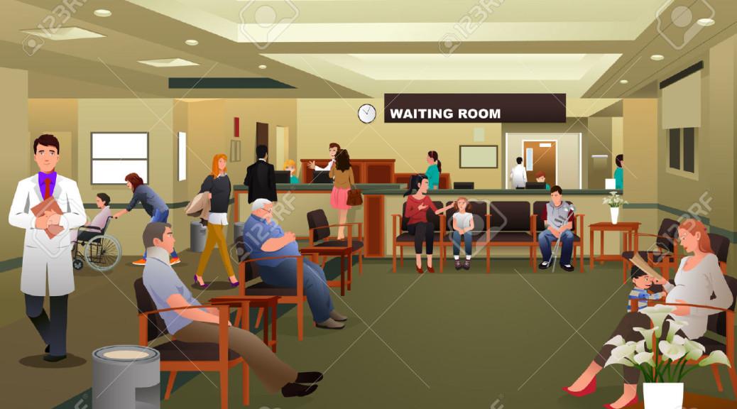 38632015-un-esempio-di-pazienti-in-attesa-in-una-sala-d-attesa-dell-ospedale-archivio-fotografico