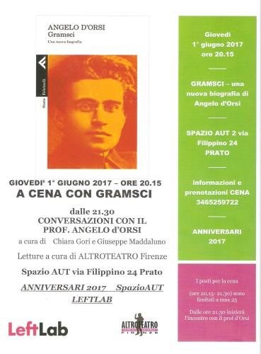Cena ad AUT con Gramsci 001