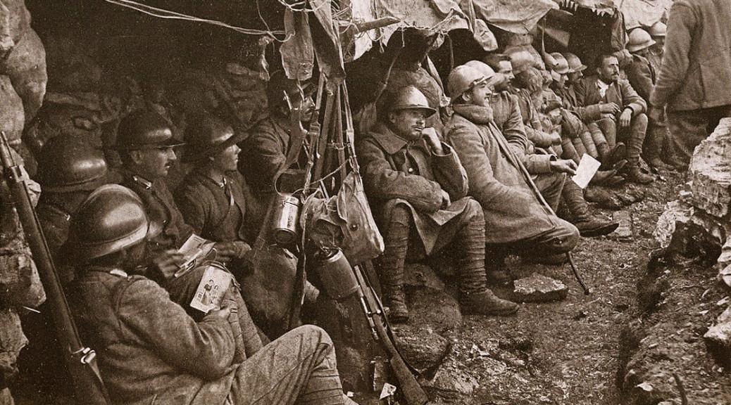 Soldati-italiani-in-trincea
