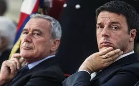 Renzi e Grasso