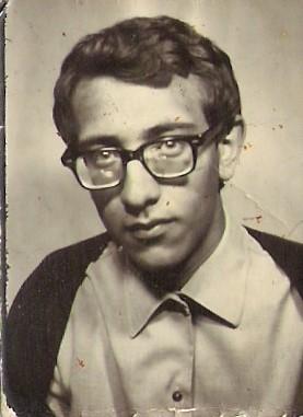 Ritratto dell'artista da giovane 2