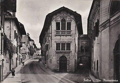 FELTRE-Via-Mezzaterra-1957